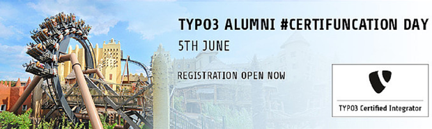 Awesome TYPO3 CertiFUNcation – Some like it hot!