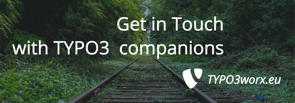 Get in touch with TYPO3 companions