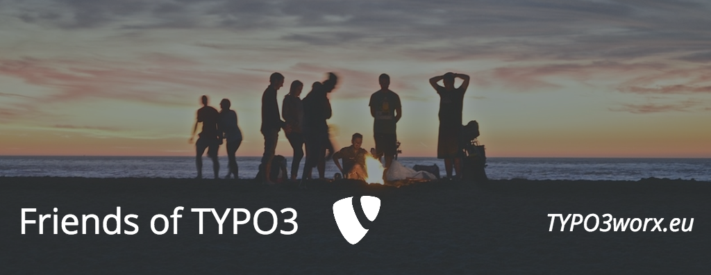 Friends of TYPO3 – Starting Edition