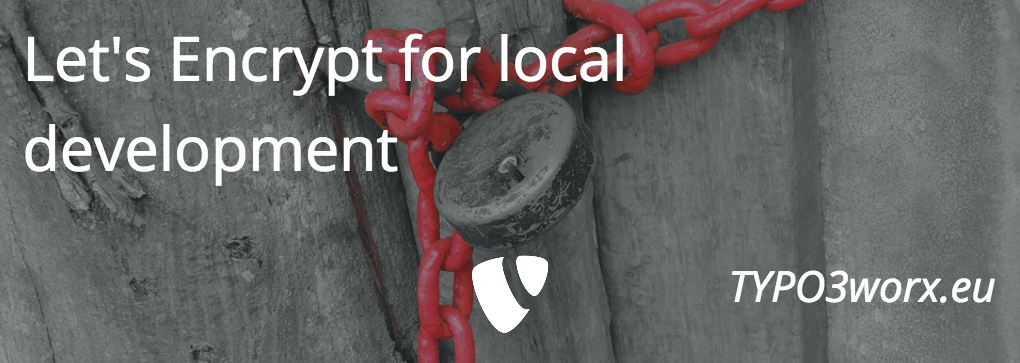 """Let's encrypt"" on localhost"