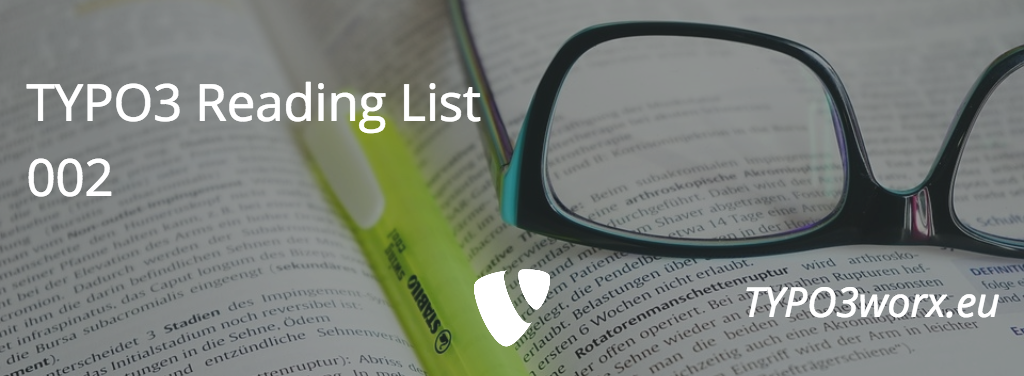 TYPO3 Reading List 002