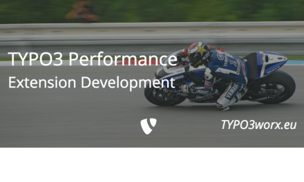 TYPO3 Performance – Extension Development