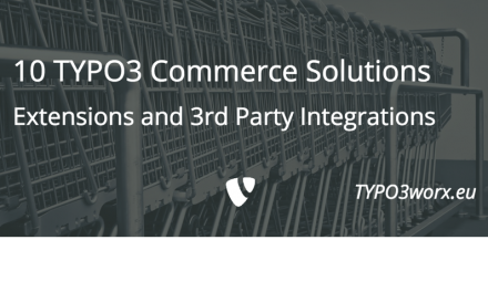 10 TYPO3 Commerce Solutions