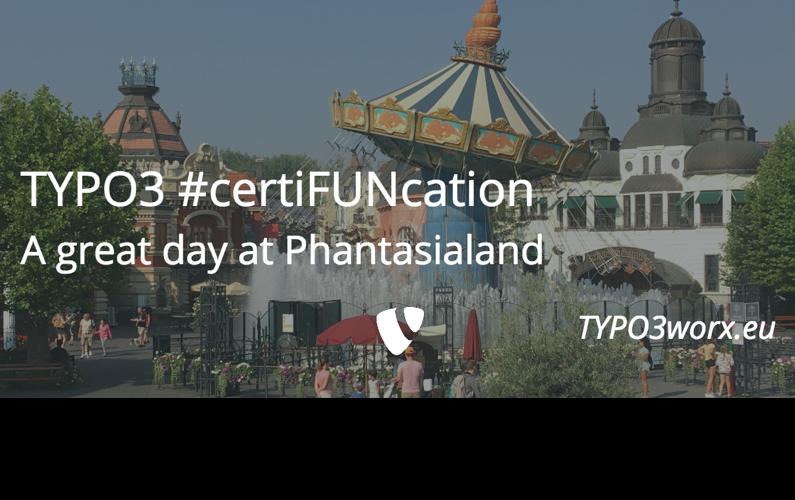 TYPO3 Certifuncation 2018