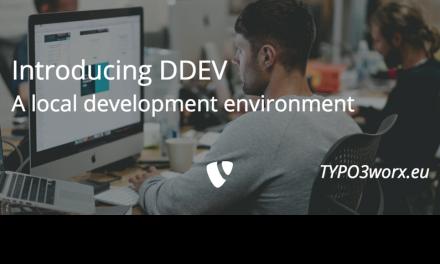 Introducing DDEV – A Local Development Environment