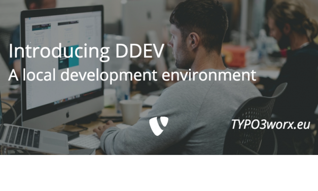 Introducing DDEV – A Local Development Environment