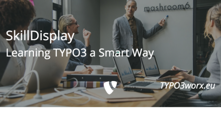 SkillDisplay – Learn to work with TYPO3