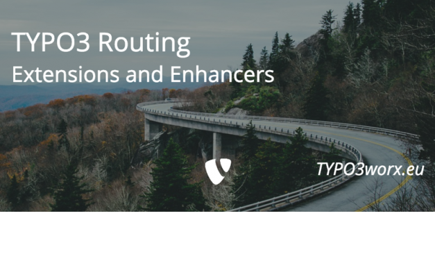TYPO3 Routing: Extensions and Enhancers